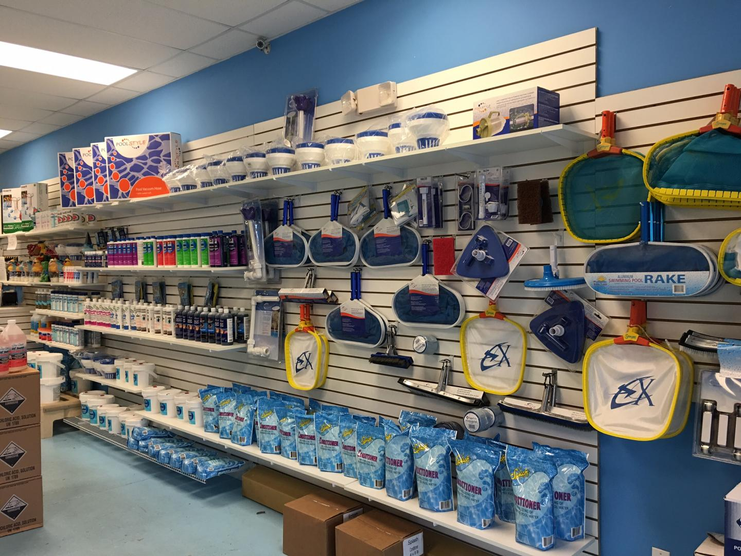 Pool supply store Homestead